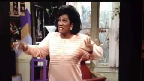 A Different World Dwyane's momma.