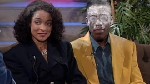 A Different World 6x07 - Whitley cheats on Dwayne with Ron