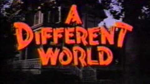 NBC A Different World & Rhythm and Blues promos 1992