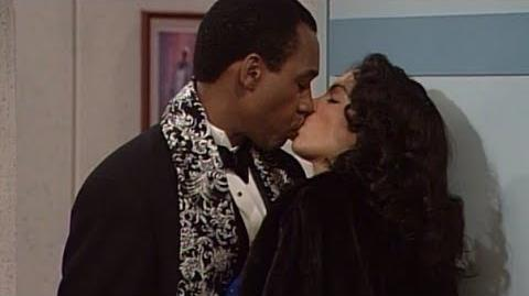 A Different World 5x18 - Whitley goes out with Byron