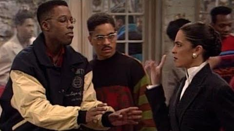 A Different World 5x07 - Kim goes full on diva mode
