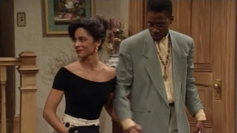A Different World 6x25 - Dwayne and Whitley say goodbye (The End)