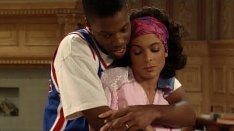 A Different World 6x24 - Whitley finds out that she's pregnant