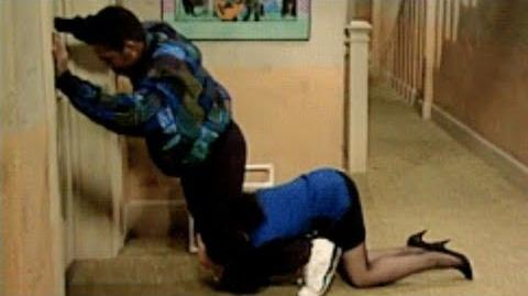 A Different World 4x13 - Whitley begging for Dwayne's forgiveness