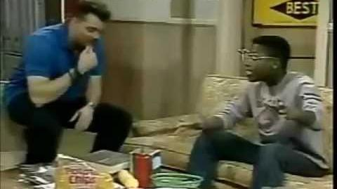 """""""No Means No"""" A Different World 1989"""
