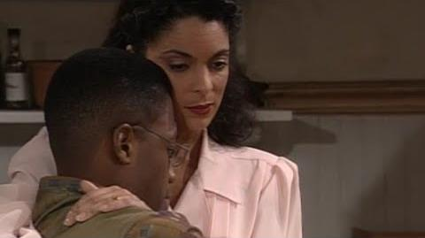 A Different World 6x18 - Dwayne expresses his disappointment to Whitley