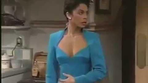 A Different World 6x18 - Whitley throws a party for Dwayne