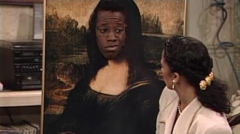 A Different World 4x19 - Whitley gets her dream job