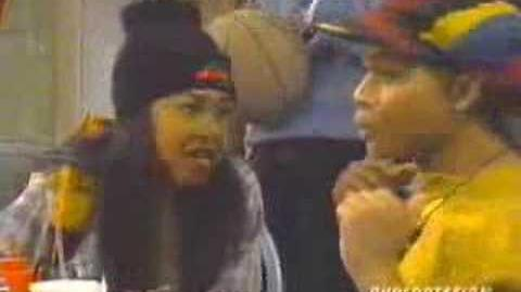 2pac & Jada Pinket Smith-On a DifferentWorld( tv comedy)