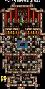 9-4 TEMPLE OF AMATERASU floor4