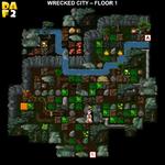 10-1 WRECKED CITY floor1