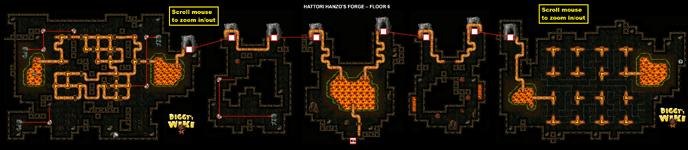 7-7 HATTORI HANZO'S FORGE
