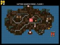 7-1 HATTORI HANZO'S FORGE floor1