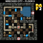 10-9 WRECKED CITY floor9