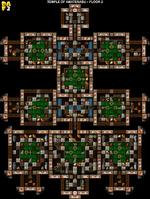 9-2 TEMPLE OF AMATERASU floor2