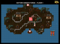 7-1 HATTORI HANZO'S FORGE