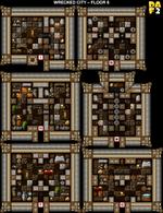 10-6 WRECKED CITY floor6