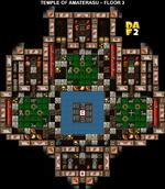 9-3 TEMPLE OF AMATERASU floor3