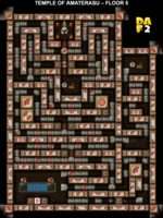9-5 TEMPLE OF AMATERASU floor5