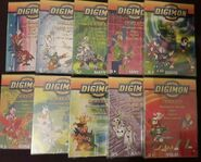 Digimon digiquizz full collection