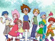 Digimon Adventure rules