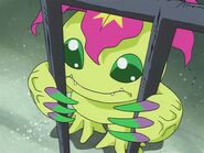 Palmon is prisoner