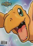 Digimon Annual 2001 Back