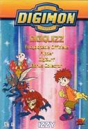 Digimon digiquizz Izzy