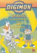 Digimon digiquizz TK