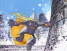 Starmon defeated