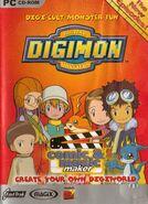 Magix Digimon Comic & Music Maker