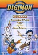 Digimon digiquizz Joe