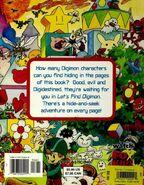 Let's find Digimon back