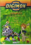 Digimon digiquizz Matt