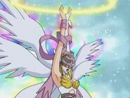Angewomon restores power to others