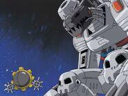 Hagurumon speaks to Machinedramon