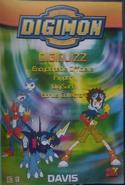 Digimon digiquizz Davis
