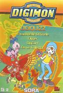 Digimon digiquizz Sora