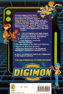Digimon character guide back