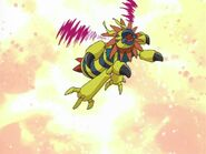 Flymon faces the DigiDestined