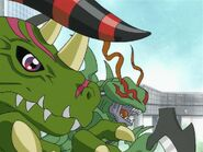 Tuskmon and Snimon are back