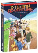 Digimon Adventure Last Evolution Kizuna Blu-ray Cover