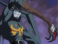 Devimon (If you destroy me, you will kill yourself)