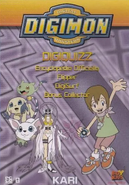 Digimon digiquizz Kari