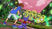 Todos los Digimon de Ren 1