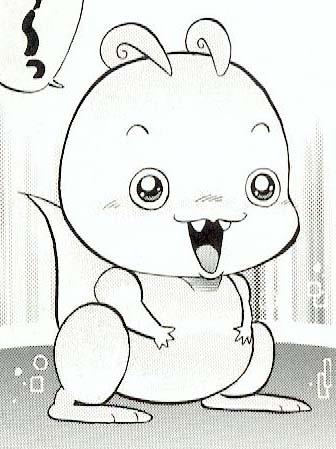 Damemon (C'mon Digimon)