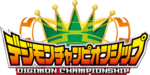 Digimon Championship logo