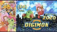 Digimon► Ending I Wish (2019)
