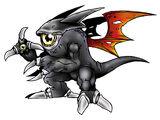 Ghoulmon (Black)