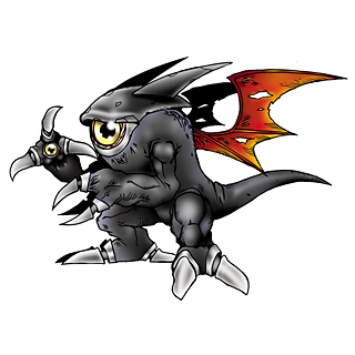 Ghoulmon (Black)